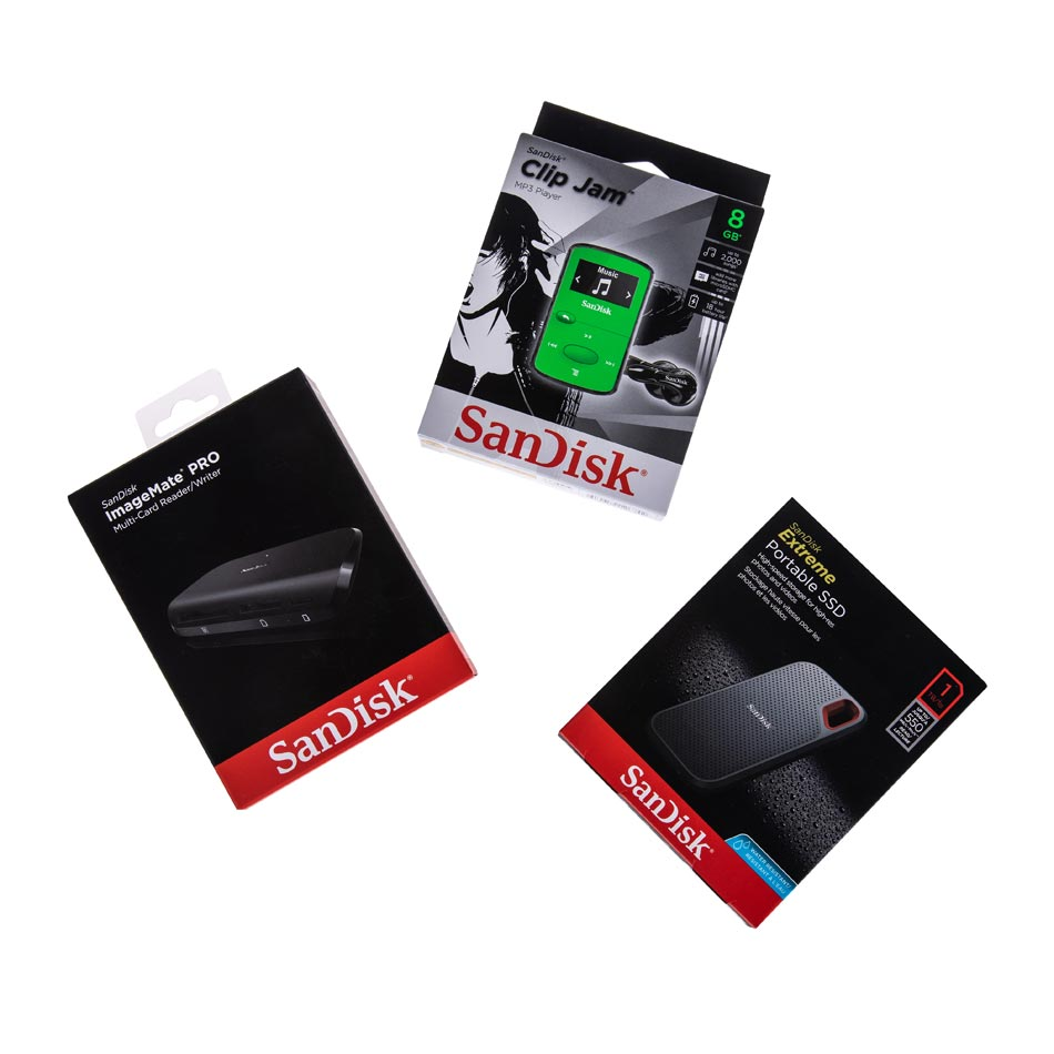 sd card packaging